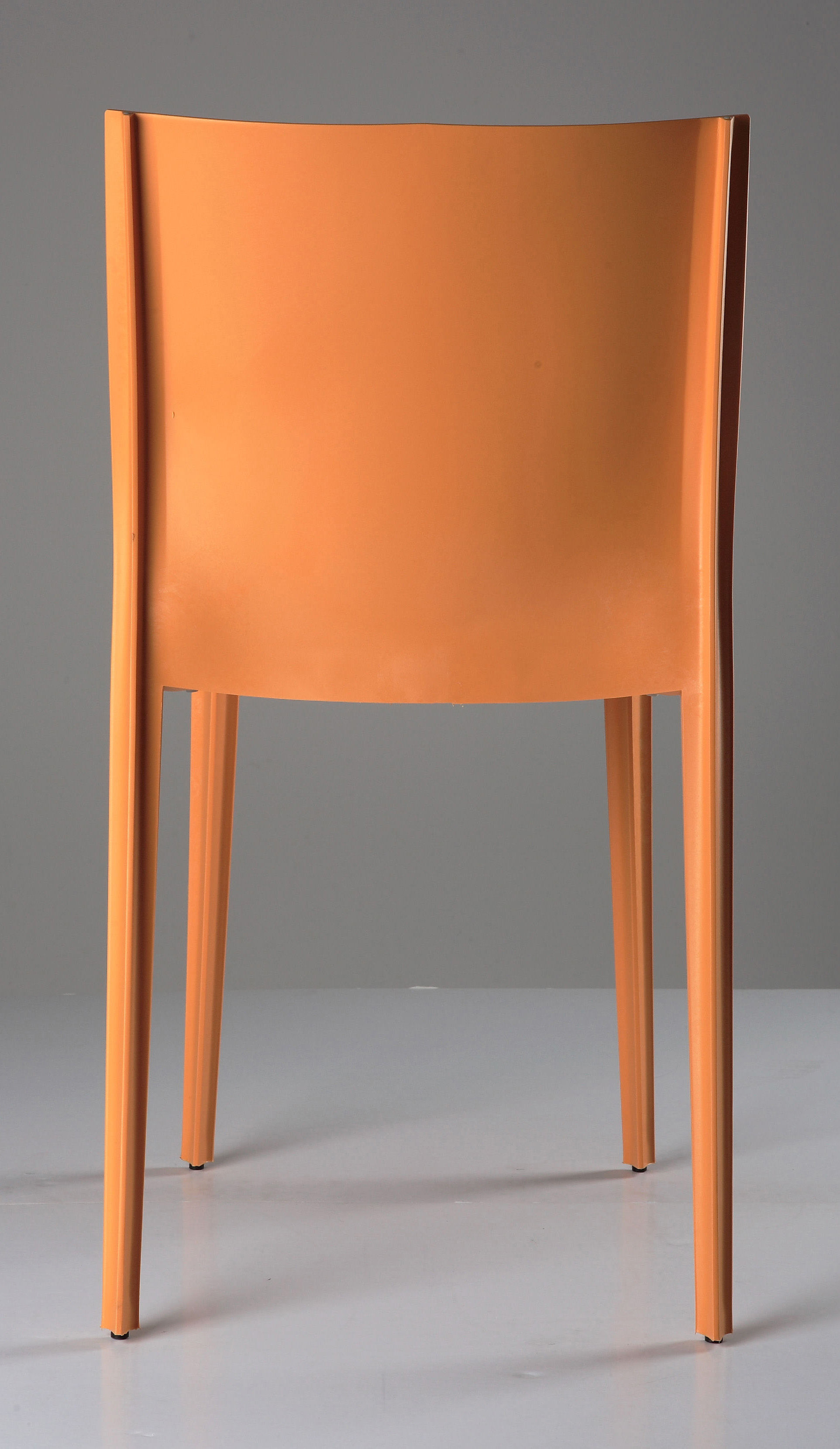 Chaise slick slick orange xo for Chaise xo starck