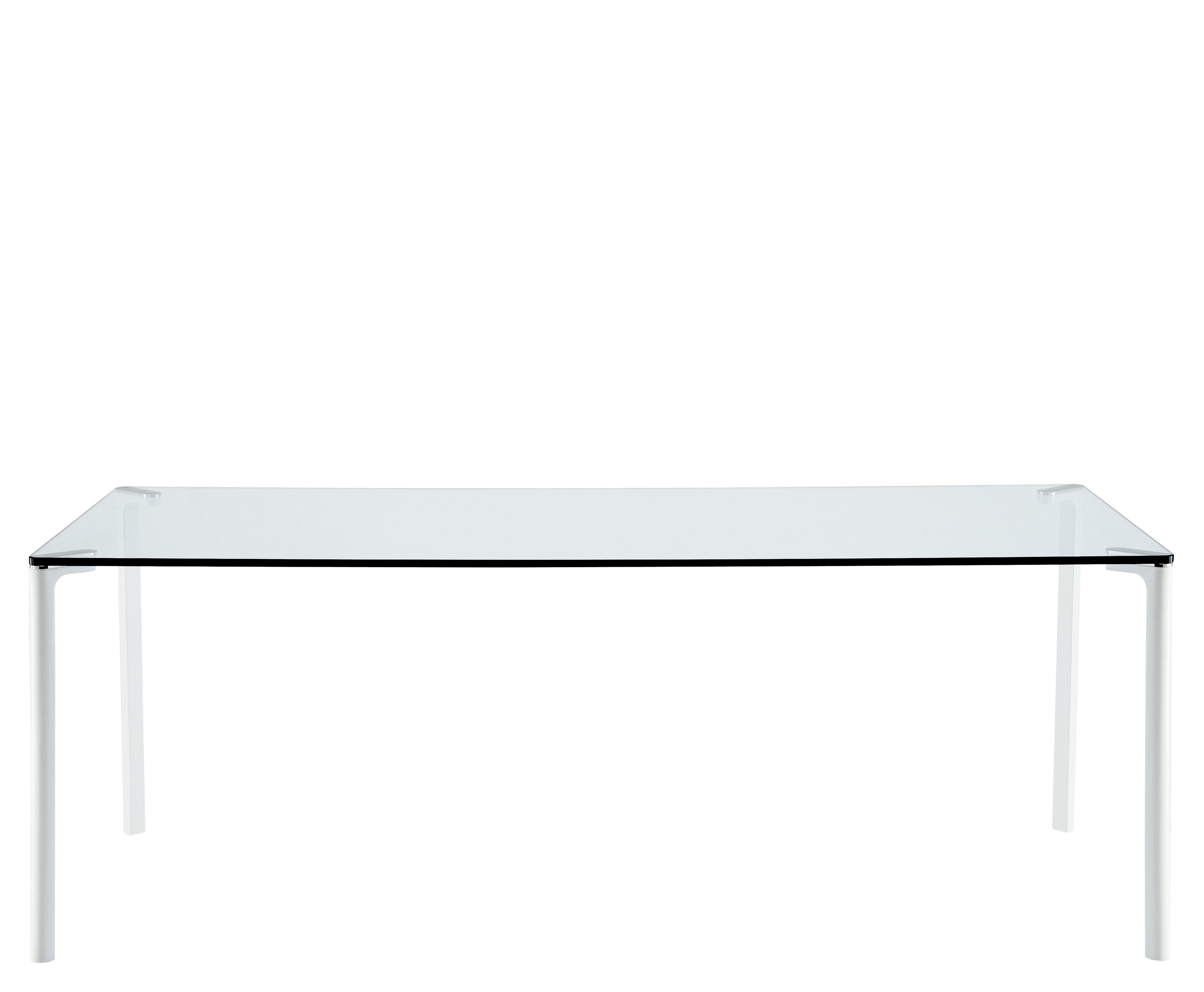 Spillo Tavolo 100 X 200 Cm Piano D 39 Appoggio In Vetro