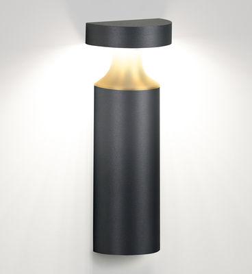 Applique bazil 60 led gris anthracite or delta light for Luminaire exterieur anthracite