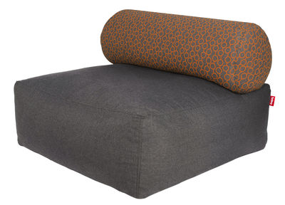 Tsjonge Lounge Sessel - Fatboy - Orange,Grau
