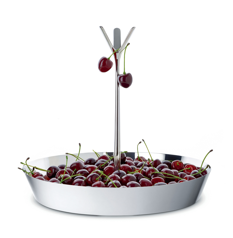 porte fruits tutti frutti 29 5 cm blanc alessi. Black Bedroom Furniture Sets. Home Design Ideas