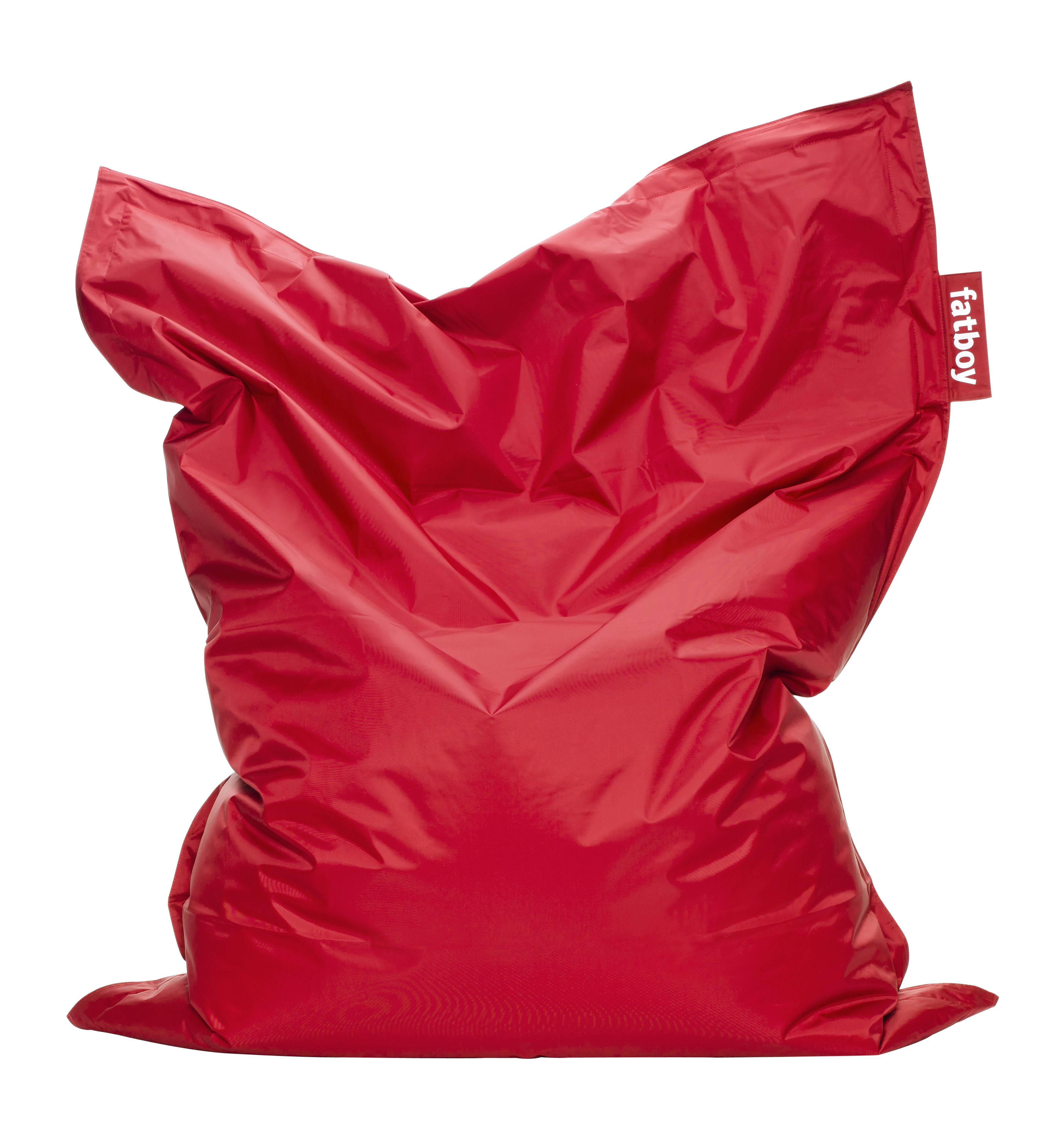 Pouf The Original Rouge Fatboy Made In Design