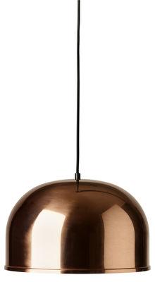 Sospensione GM - / Ø 30 cm - Versione rame di Menu - Rame - Metallo
