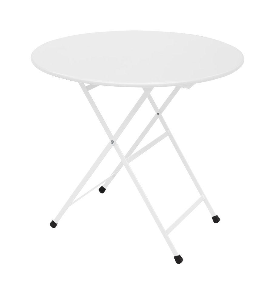 arc en ciel 80 cm zusammenklappbar emu tisch. Black Bedroom Furniture Sets. Home Design Ideas