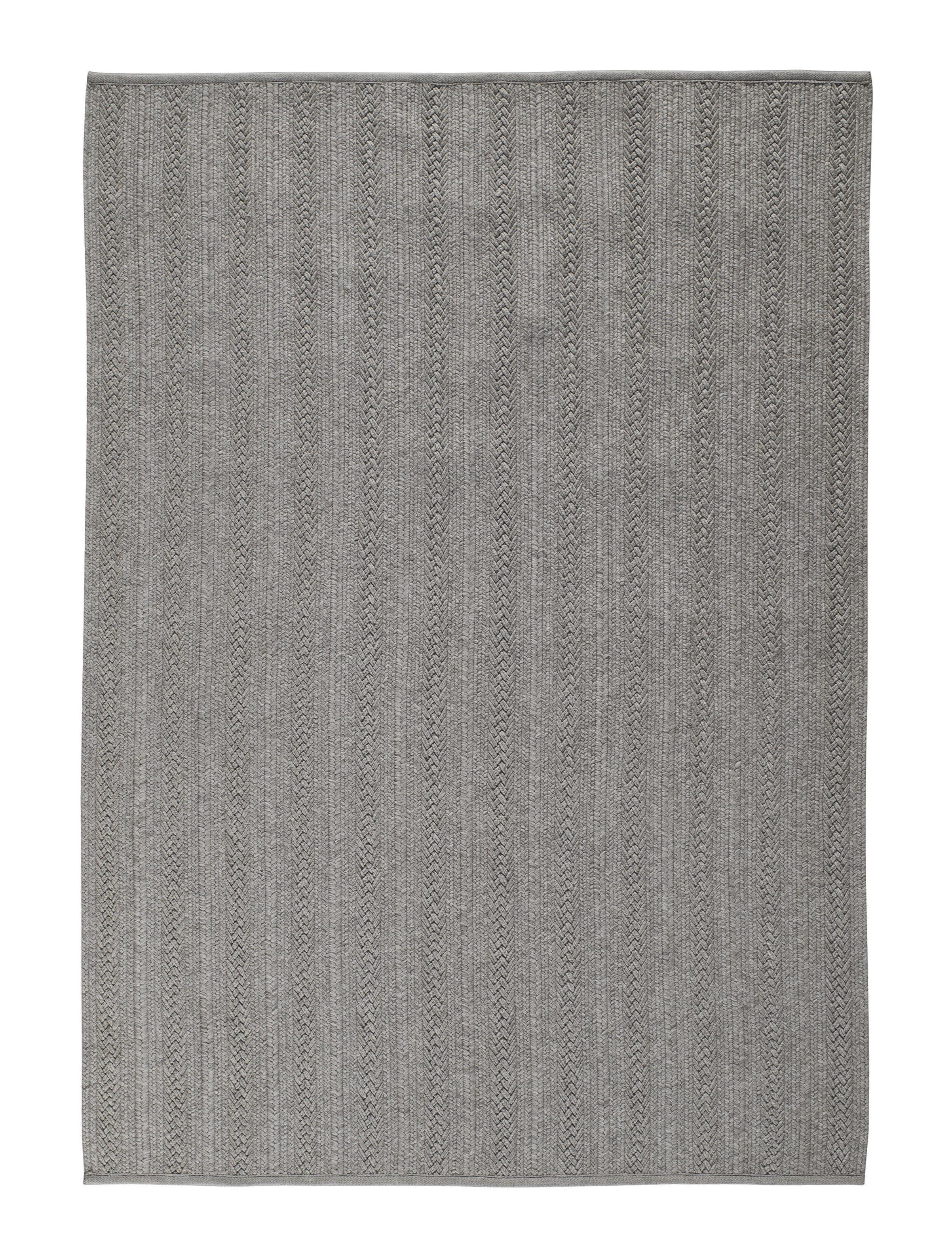 tapis d 39 ext rieur torsade 170 x 240 cm gris toulemonde. Black Bedroom Furniture Sets. Home Design Ideas