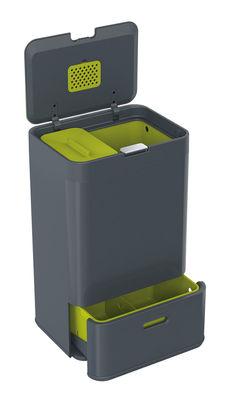 Totem cestino per raccolta differenziata 50 litri 4 - Contenitori raccolta differenziata ikea ...