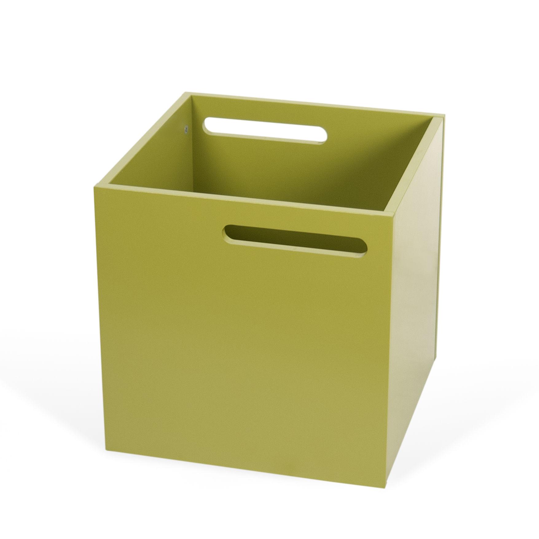 caisson pour biblioth que rotterdam vert pop up home. Black Bedroom Furniture Sets. Home Design Ideas