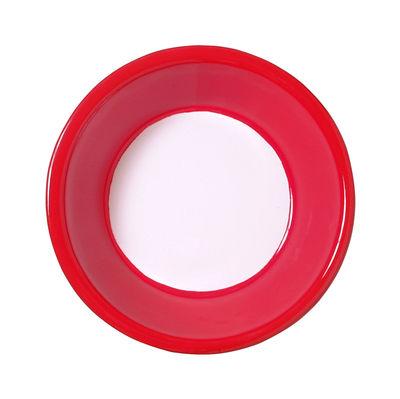 Bol Basic Ø 17,5 cm Variopinte rouge en métal