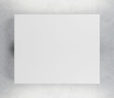Foto Applique Tight light LED - Flos - Bianco opaco - Metallo