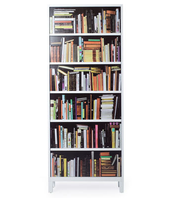 Armoire Bookshelf Blanc