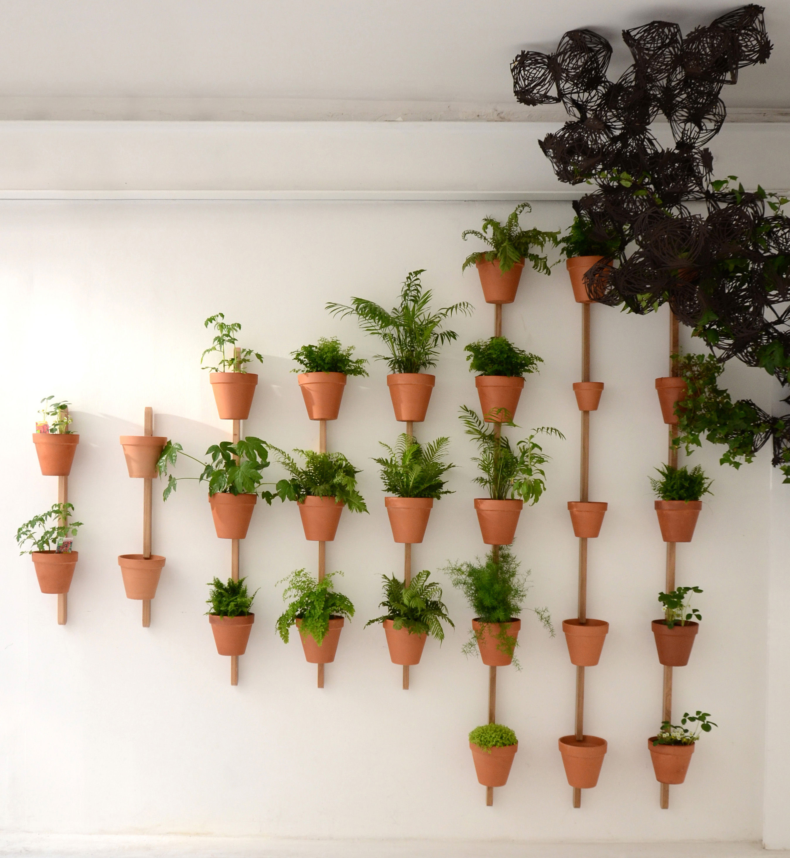 Wohndesign Blumentöpfe: Designermöbel