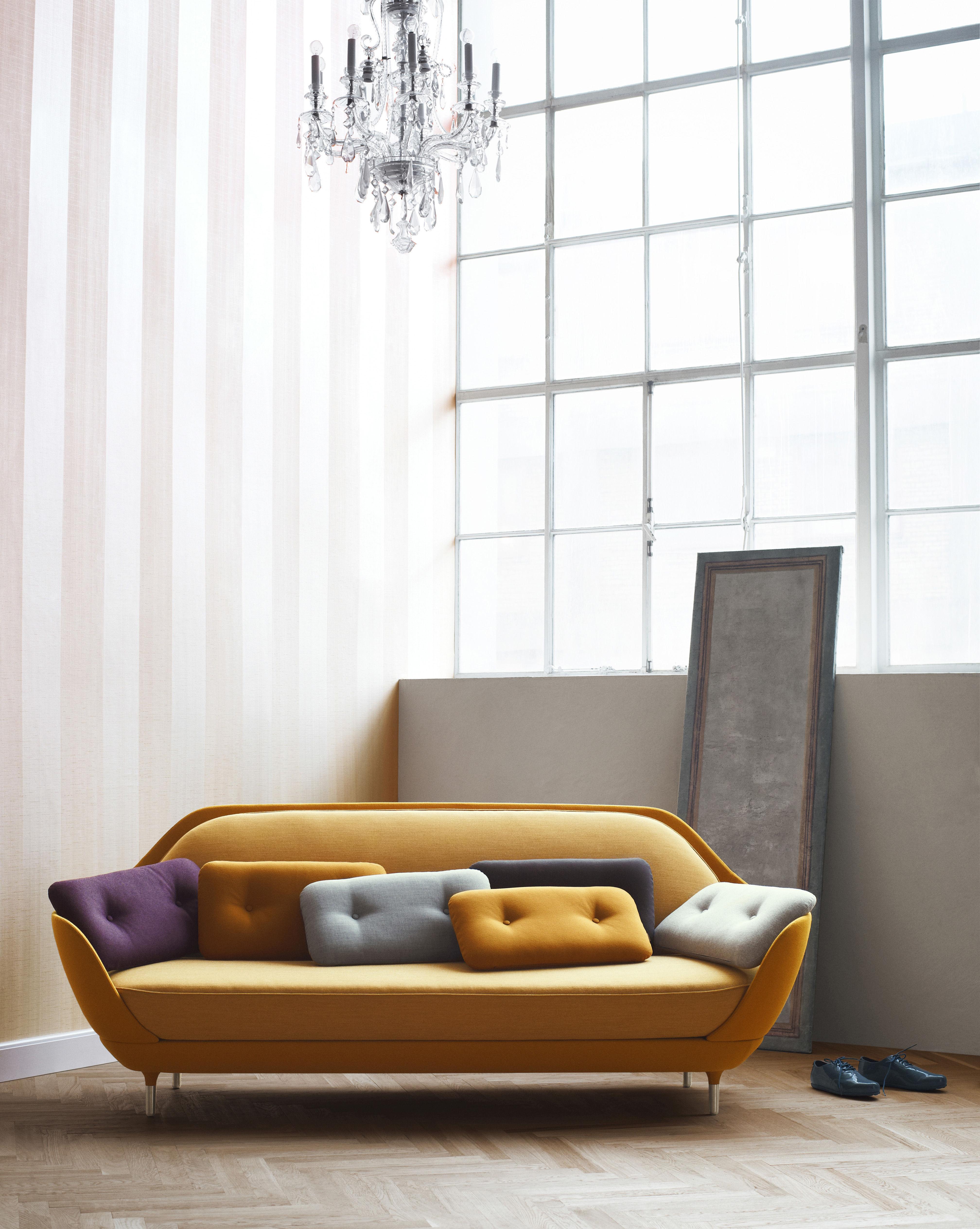 favn l 221 cm fritz hansen sofa. Black Bedroom Furniture Sets. Home Design Ideas