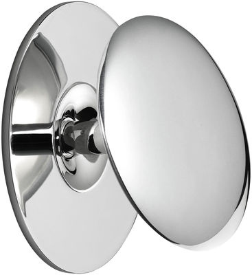 Back 1 LED Wandleuchte / Ø 10,3 cm - Flos - Verchromt