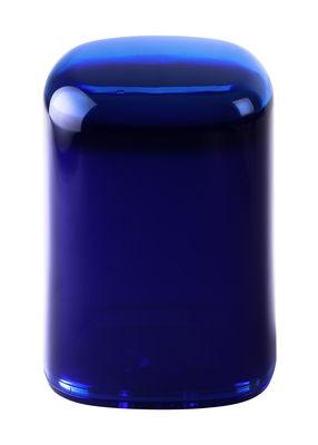 Déco - Pour les enfants - Boîte Secret / Tirelire magique - Lexon - Bleu / Transparent - PMMA