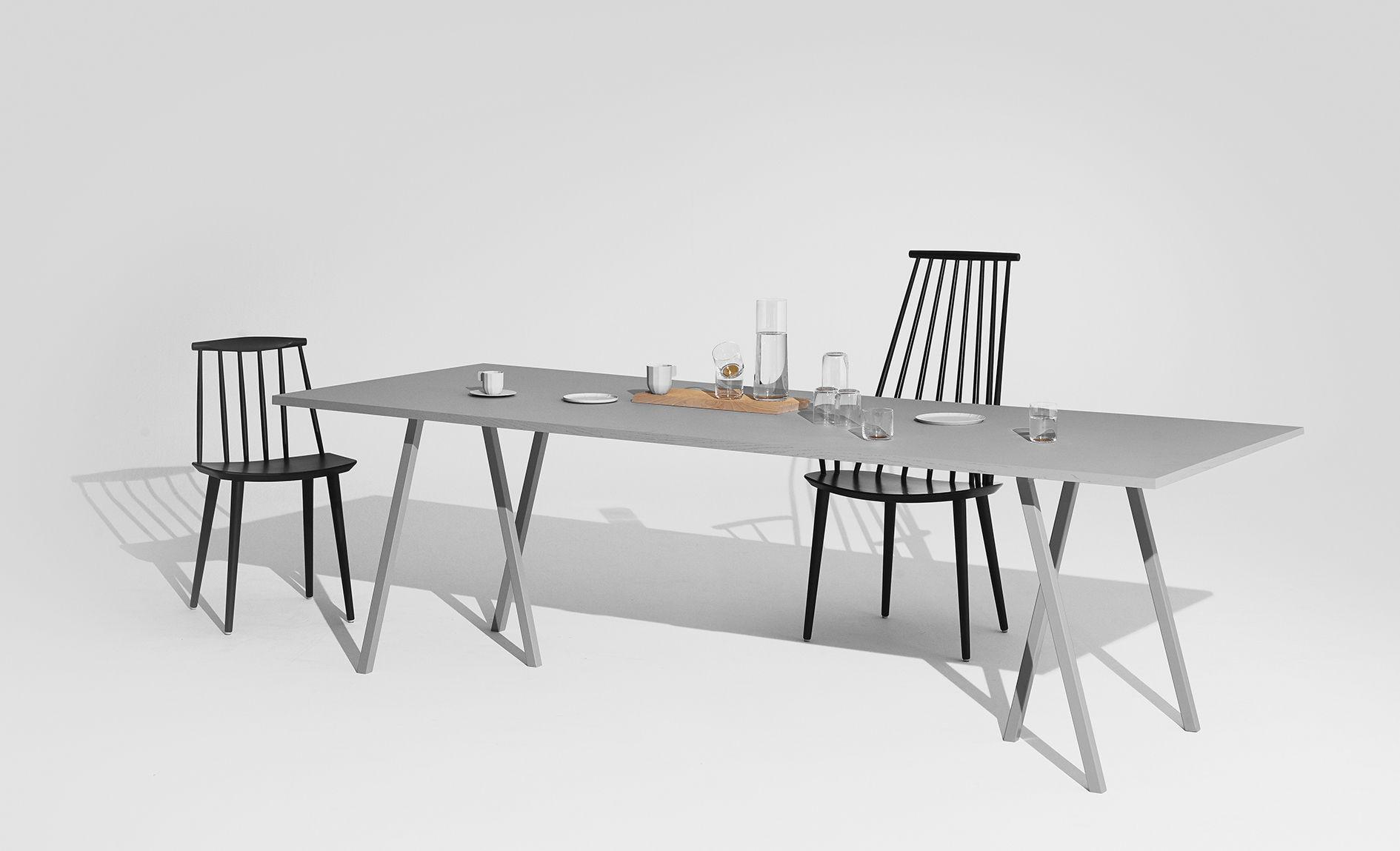 loop l 250 cm hay tisch. Black Bedroom Furniture Sets. Home Design Ideas