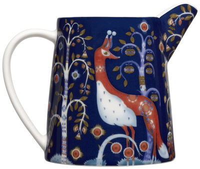 Foto Caraffa Taika / 0,5 L - Iittala - Blu - Ceramica