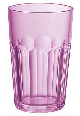 Image of Bicchiere da long drink Happy Hour di Guzzini - Lampone - Materiale plastico