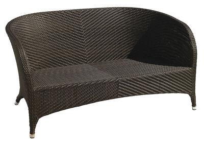 banquette new york l 161 cm 2 places r sine tress e caf vlaemynck. Black Bedroom Furniture Sets. Home Design Ideas