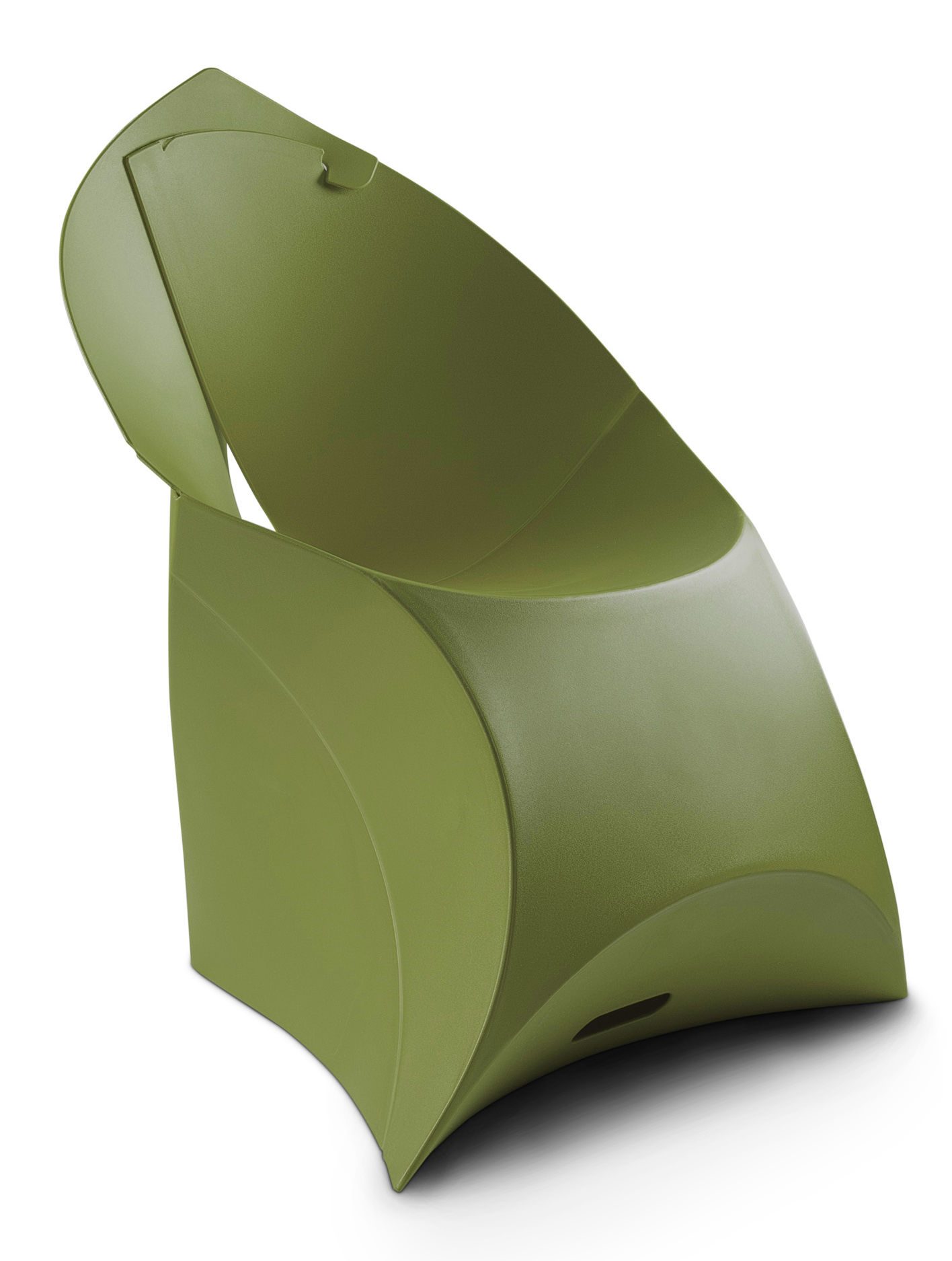 fauteuil enfant flux chair pliable kaki flux made in. Black Bedroom Furniture Sets. Home Design Ideas