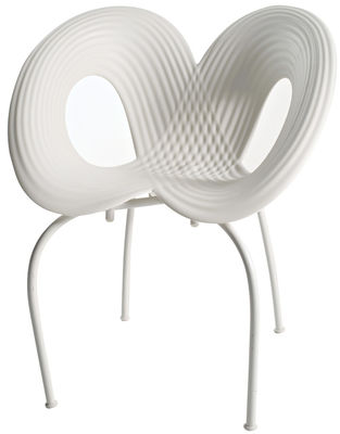 Ripple chair Stapelbarer Sessel - Moroso