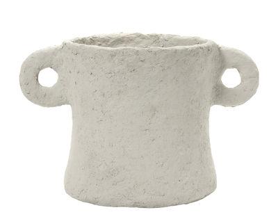 Pot Marie / Papier recyclé - Serax beige en papier