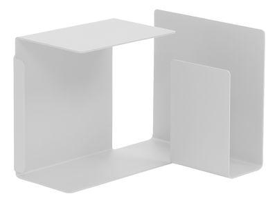Tavolino Diana C di ClassiCon - Bianco - Metallo