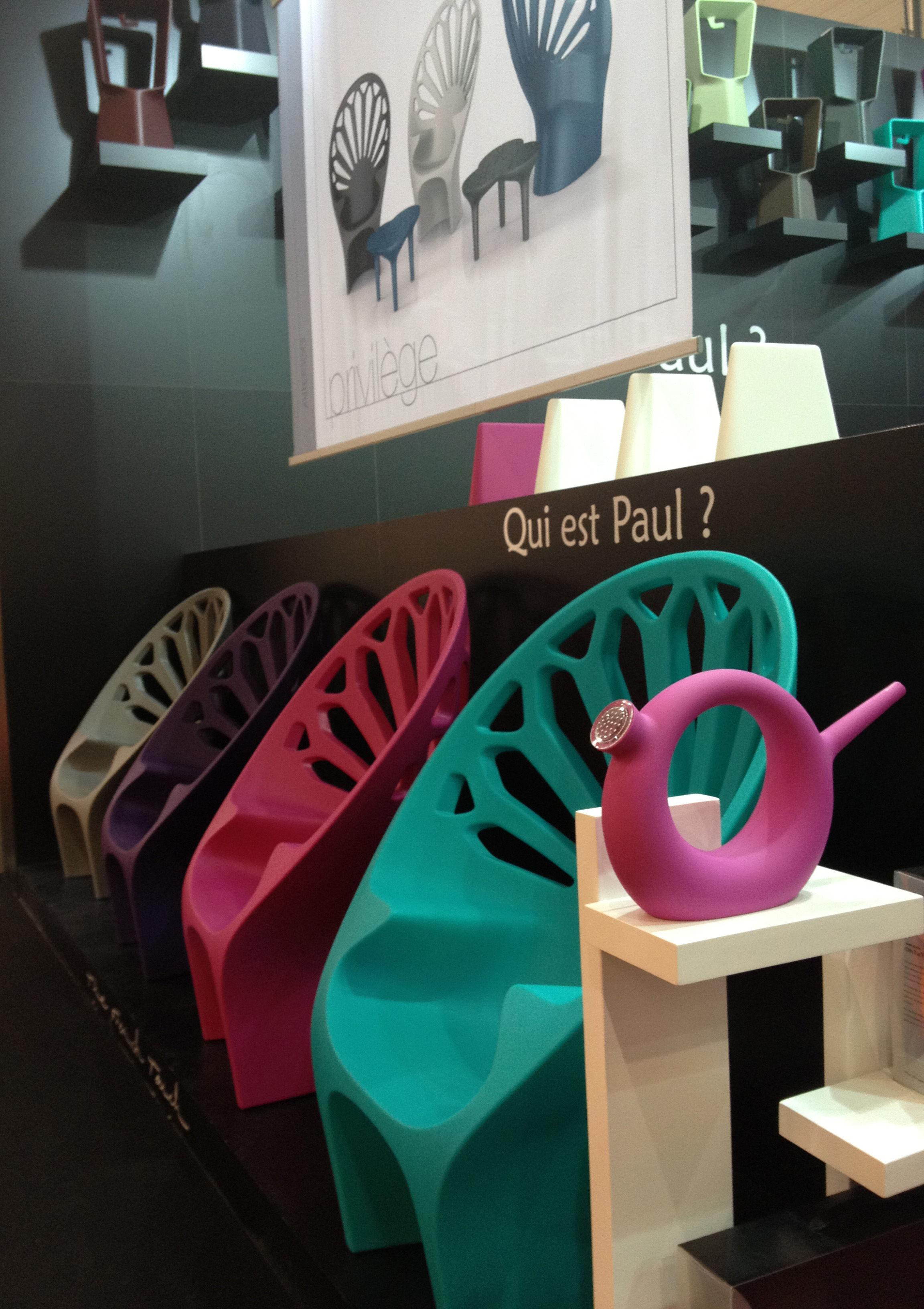fauteuil altesse gris qui est paul made in design. Black Bedroom Furniture Sets. Home Design Ideas