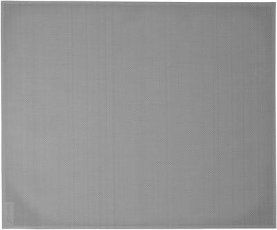 Set de table / 35 x 45 cm - Fermob gris métal en tissu