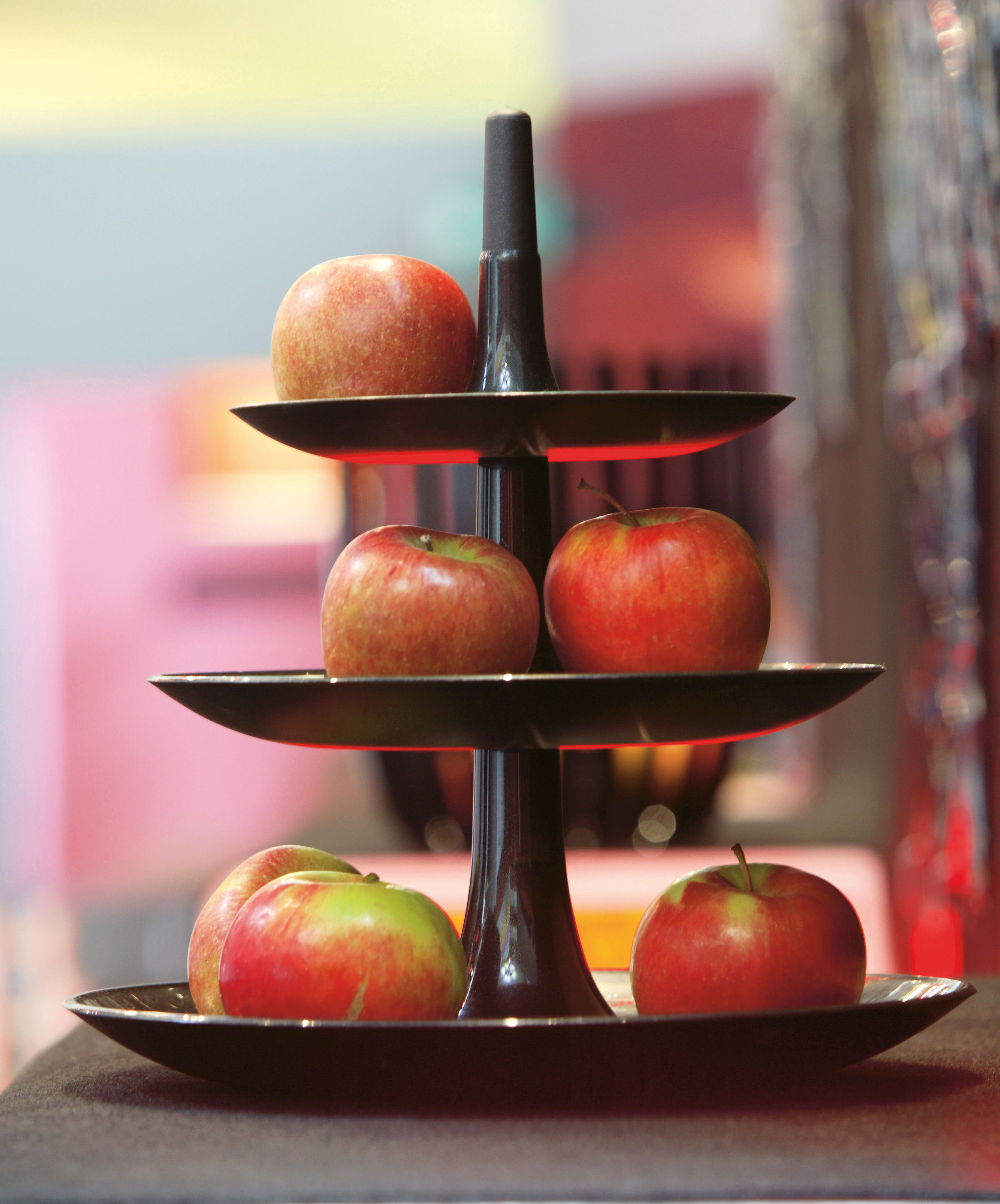 porte fruits babell vert pomme koziol. Black Bedroom Furniture Sets. Home Design Ideas