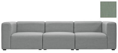 "Mags Sofa 3-Sitzer / L 266 cm - Stoffbezug ""Surface"" - Hay"