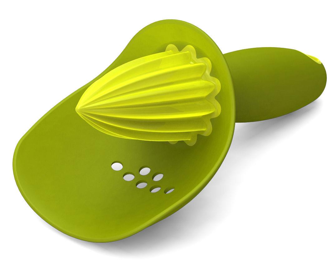 Set ustensiles de cuisine conome presse agrumes presse ail vert joseph joseph - Ustensile de cuisine joseph joseph design ...