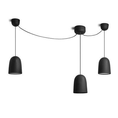 Kit de décentralisation Pour suspensions Chains Noir  Petite Friture