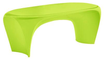 Tavolino Lily di MyYour - Verde opaco - Materiale plastico