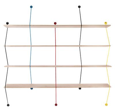 Etagère Climb / L 160 x H 155 cm - La Chance multicolore,bouleau en métal