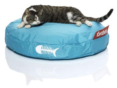 pouf catbag pour chat turquoise fatboy. Black Bedroom Furniture Sets. Home Design Ideas