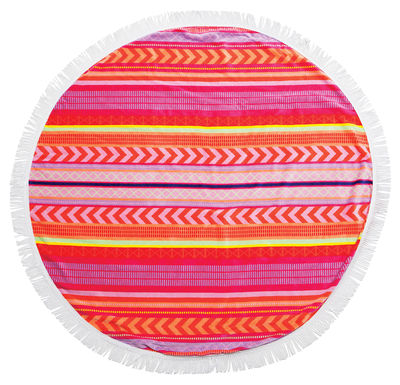 Drap de bain Balandra Ø 150 cm Coton éponge Sunnylife multicolore en tissu