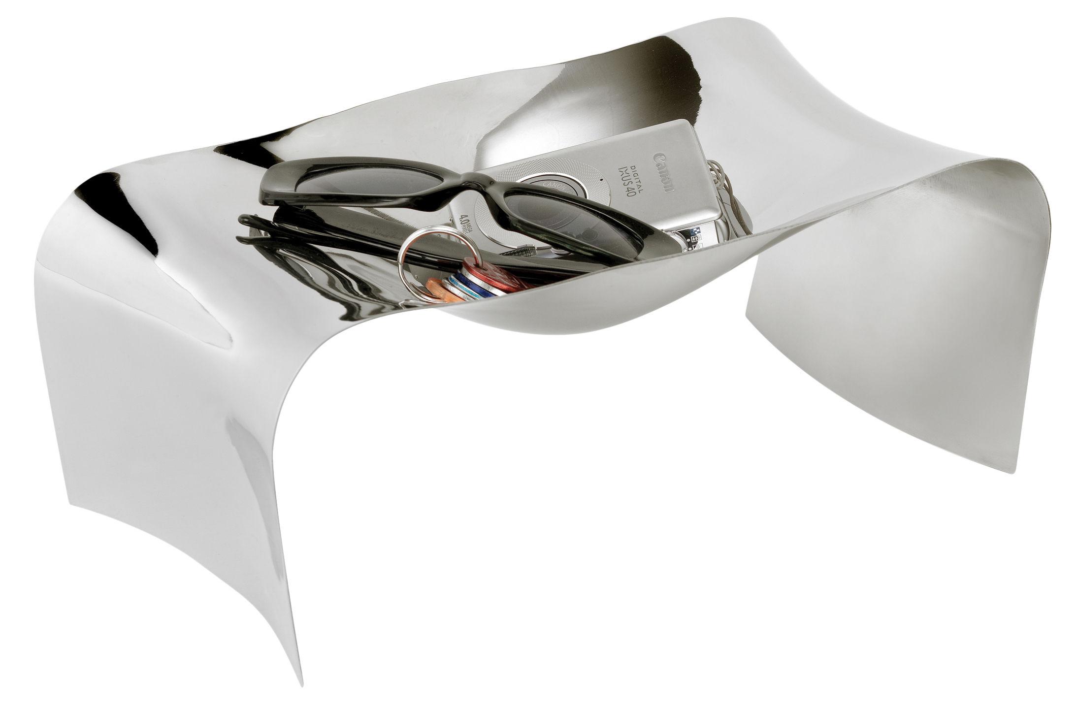 scopri svuotatasche scup acciaio di alessi made in. Black Bedroom Furniture Sets. Home Design Ideas