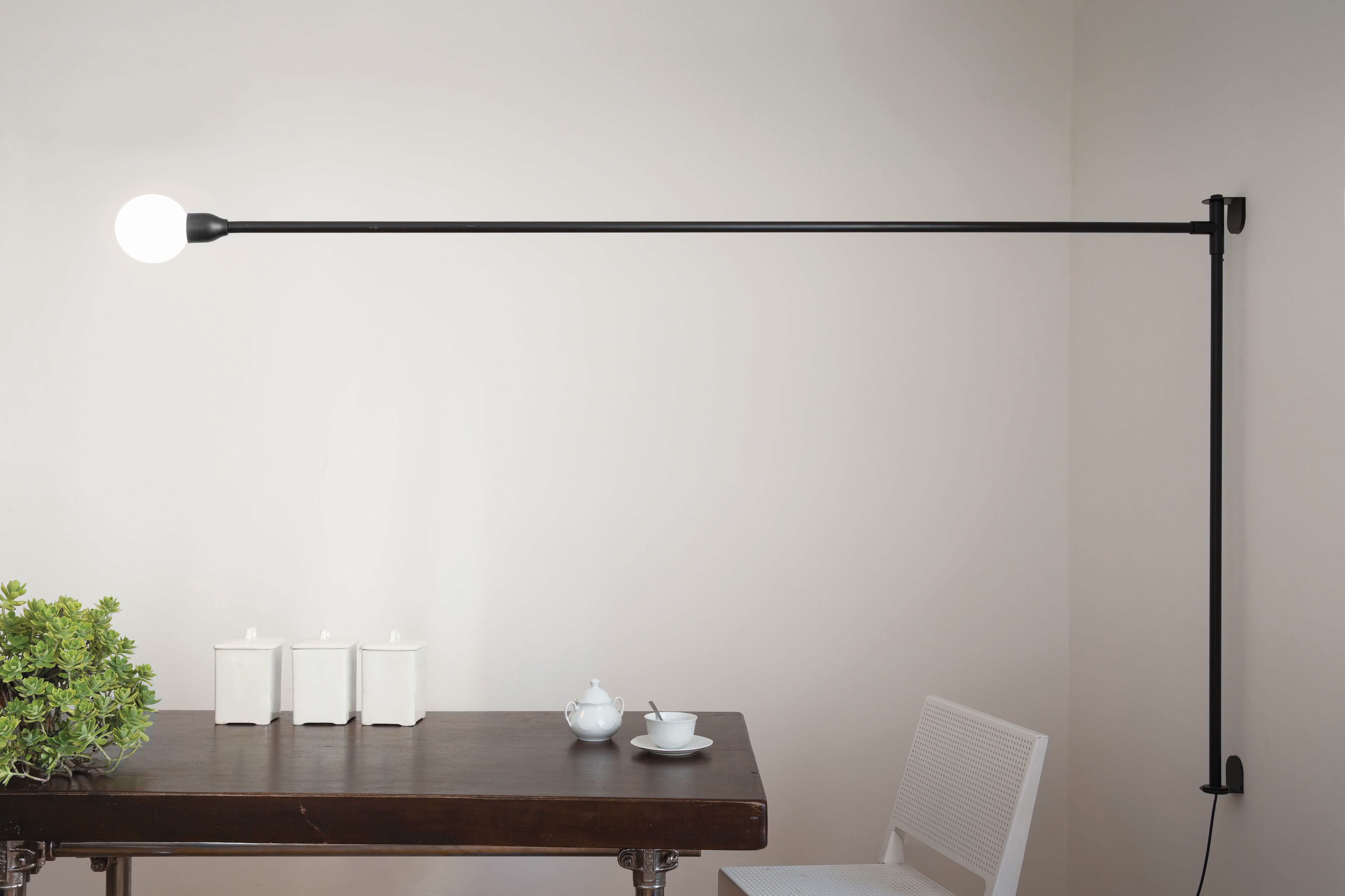 Potence Pivotante By Charlotte Perriand Wall Light With