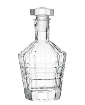 Arts de la table - Carafes et décanteurs - Carafe à whisky Spiritii / 70 cl - Leonardo - Transparent - Verre