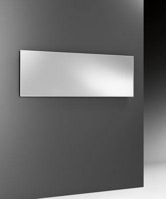 Miroir mural mirage 120 x 40 cm miroir fiam for Deco miroir mural