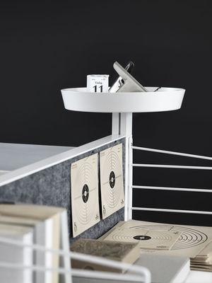 Vide Poche String Works Pour Meuble De Rangement Blanc   Meuble Vide Poche  Design .