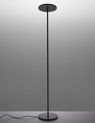 Luminaire - Lampadaires - Lampadaire Athena / LED - Artemide - Noir - Aluminium