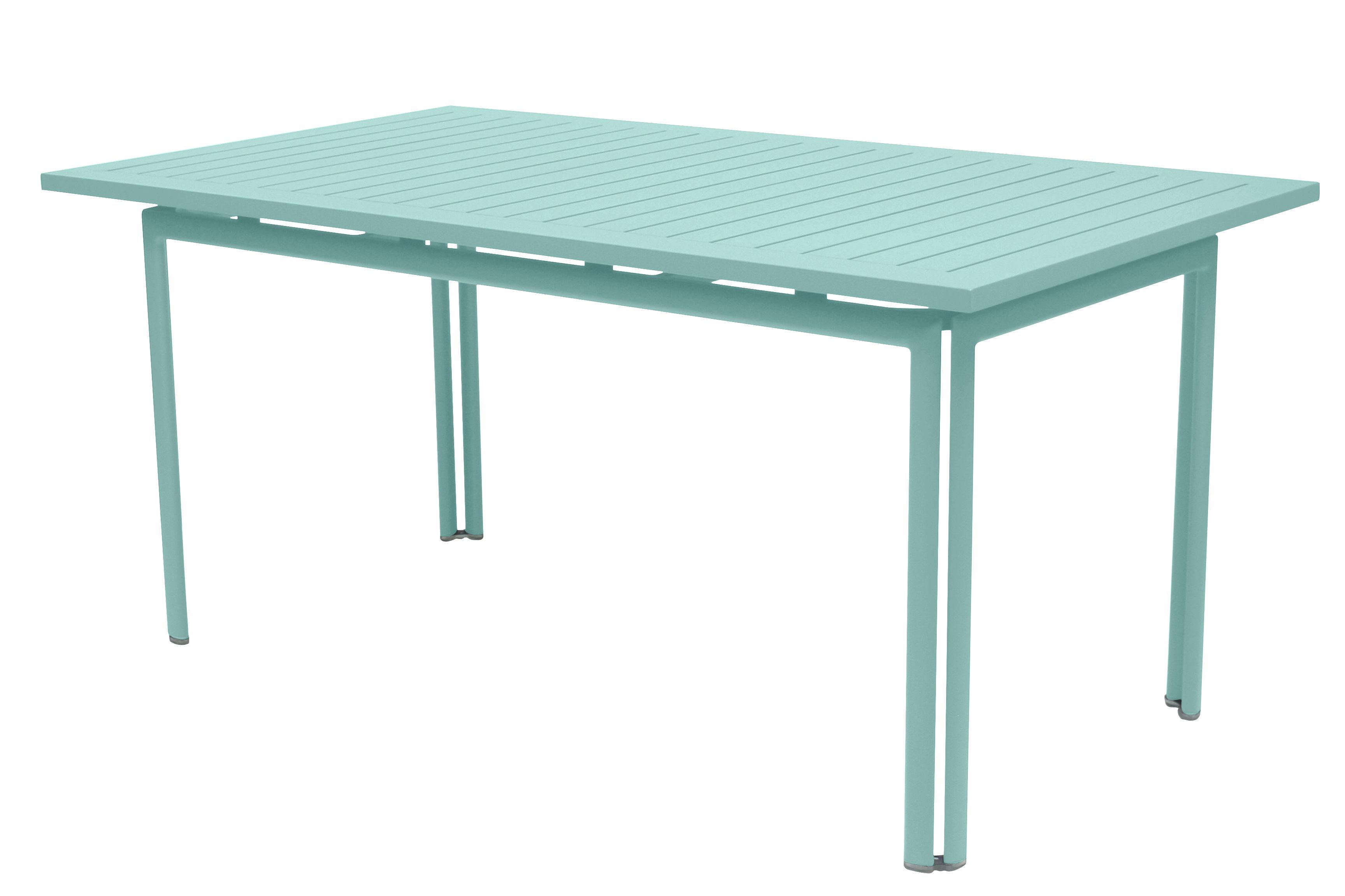 Scopri tavolo con prolunga costa l 160 a 240 cm da 6 for Tavolo 10 persone