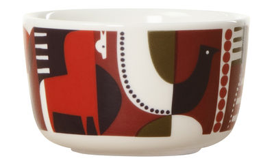 Bol Talvitarina / Ø 9 cm - Marimekko multicolore en céramique