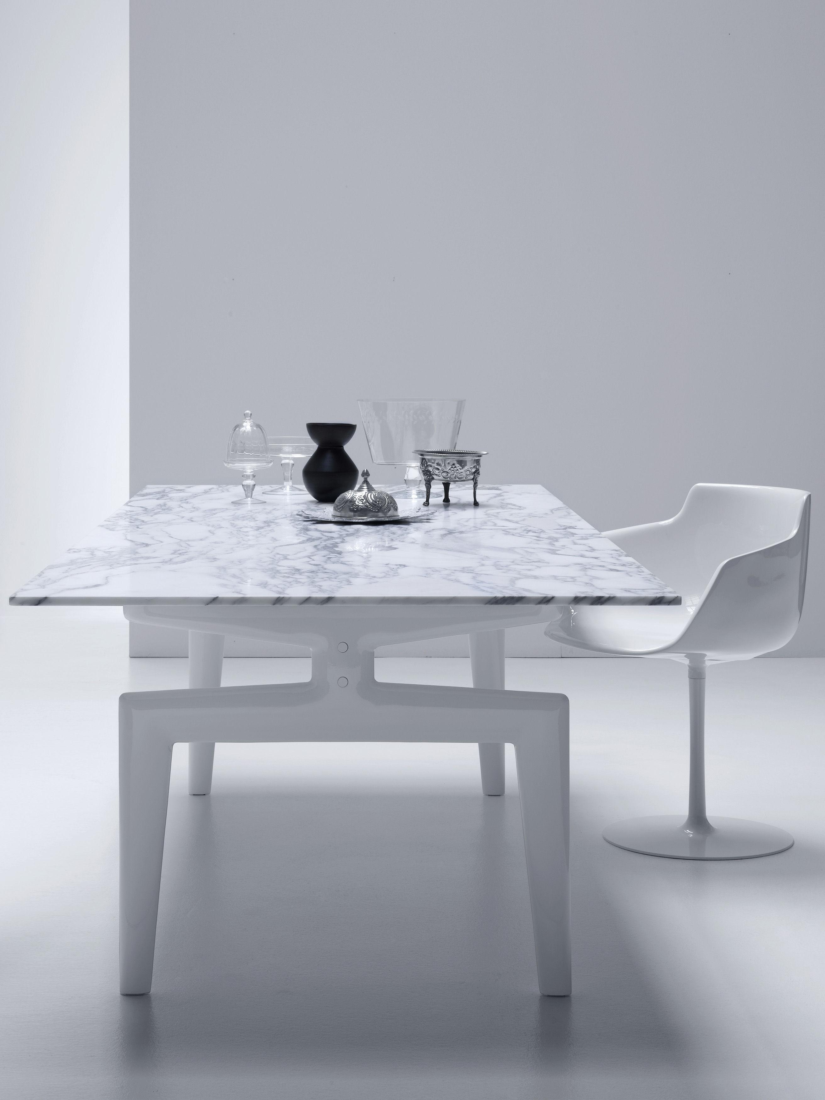 Table flow marbre 104 x 240 cm 104 x 240 cm marbre for Mobilier bureau 974