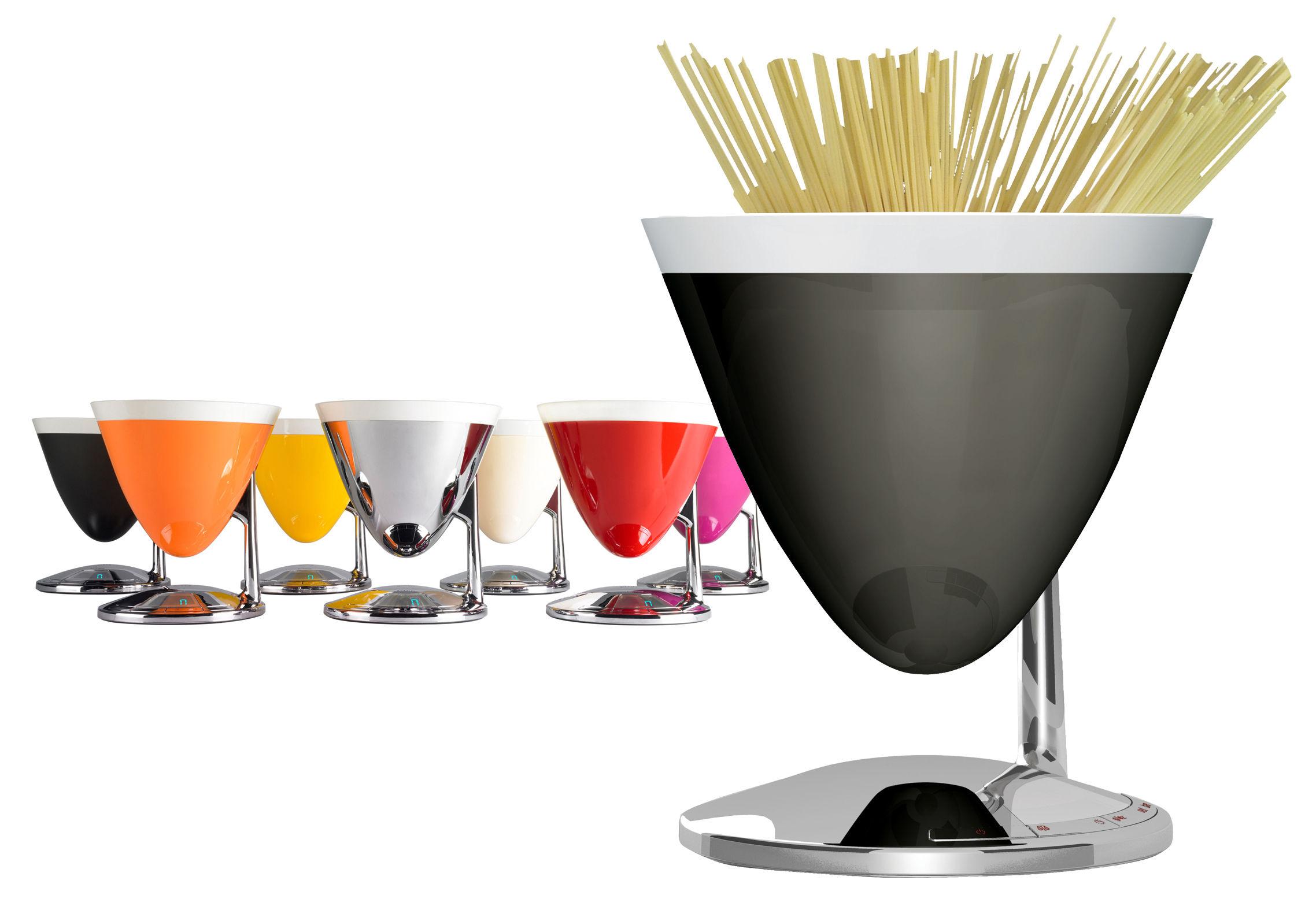 Balance de cuisine lectronique uma minuteur noir bugatti - Koziol balances ...
