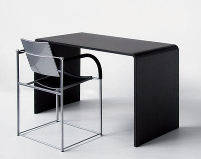 console solitaire bureau l 87 x prof 42 x h 74 cm. Black Bedroom Furniture Sets. Home Design Ideas
