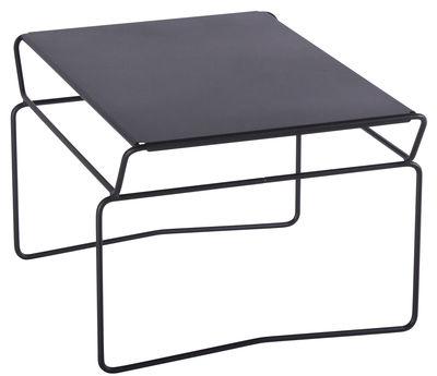 Table basse Fil Master / 65 x 53 cm - AA-New Design noir en métal