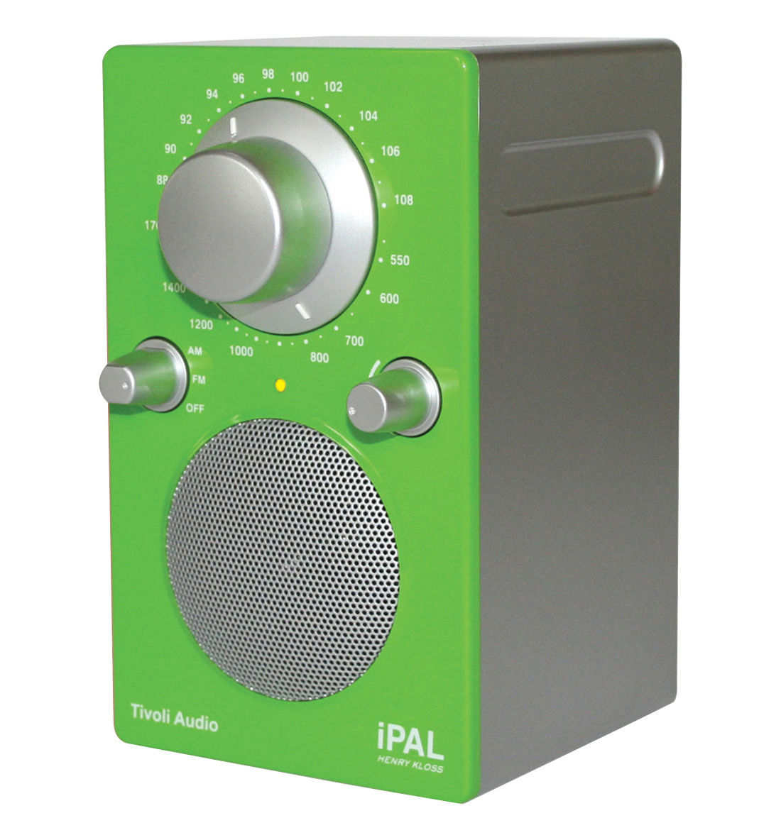 radio ipal enceinte portative compatible ipod vert tivoli audio. Black Bedroom Furniture Sets. Home Design Ideas