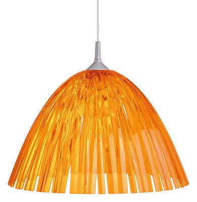 suspension reed orange transparent koziol. Black Bedroom Furniture Sets. Home Design Ideas
